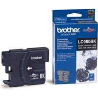 Картридж Brother LC-980BK (DCP-145C/165C/195C,MFC-250C/290C)