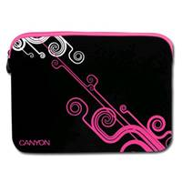Чехол Canyon Laptop Case NB Sleeve for 10  Black/Pink (SBCNRNB21P)