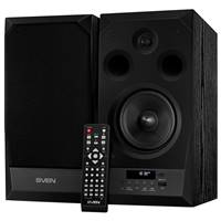 Колонки Sven MC-20 black 2*45Wt/FM/USB/DU/Bluetooth